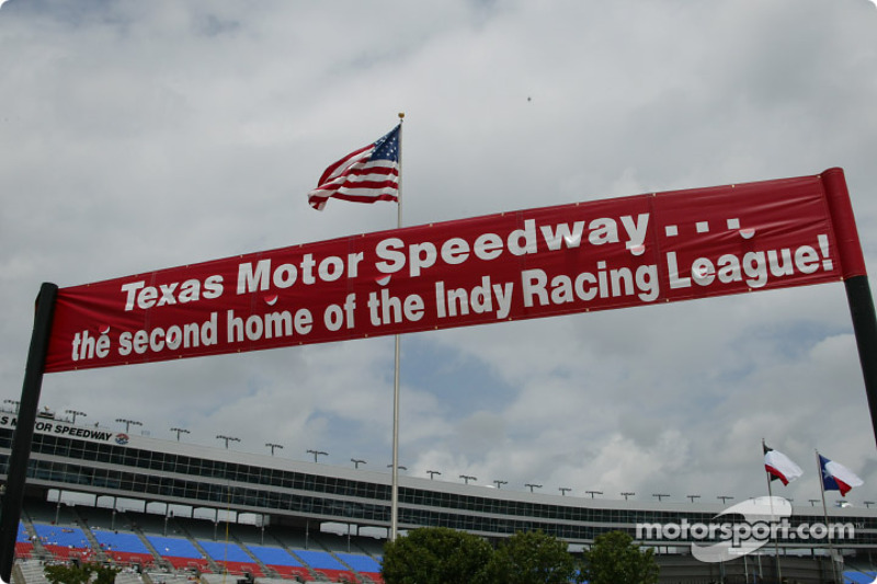 Welcome to Texas Motor Speedway