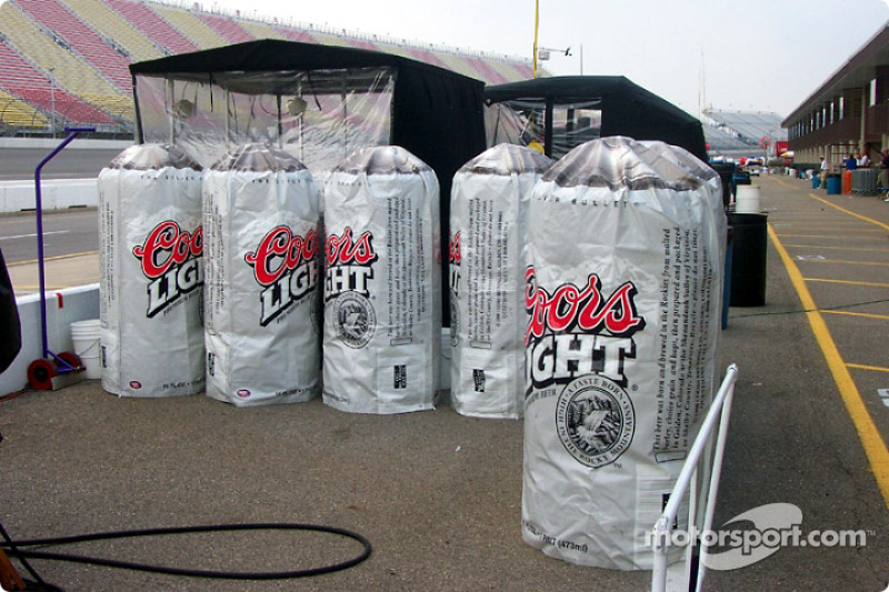 Giant Coors Light