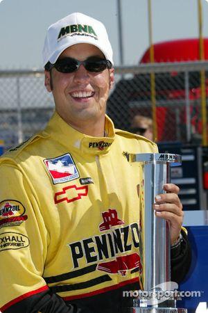 Pole winner Sam Hornish Jr.