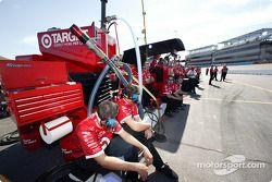 Chip Ganassi Racing team members