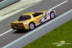 Chevrolet Corvette pace car