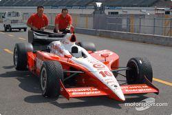 Membre de 'équipe Ganassi Racing