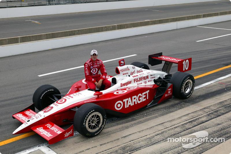 2003: Einzige Ganassi-Saison von Tomas Scheckter