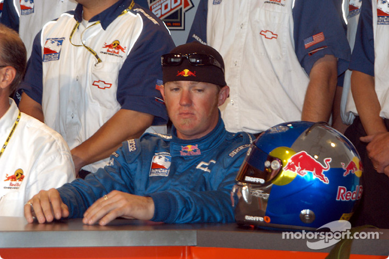 Pitstop competition press conference: Buddy Rice