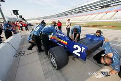 Le stand Team Menard Racing