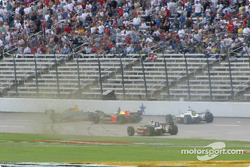 Felipe Giaffone et Alex Barron ont des ennuis