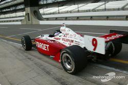 Scott Dixon, champion d'IRL IndyCar Series 2003