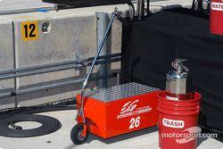L'équipement d'Andretti-Green Racing