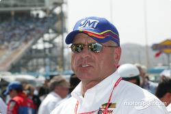 Panther Racing's Gary Pedigo