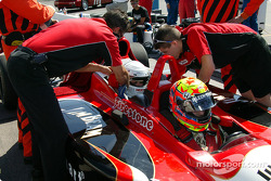 Indy Racing Experience biplace : Dan Wheldon