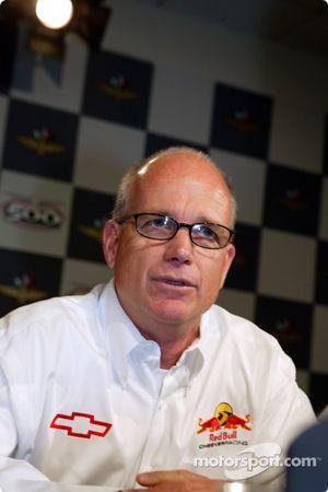 Max Jones, du Red Bull Cheever Racing