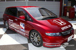 Le véhicule officiel de l'Indy Japan 300
