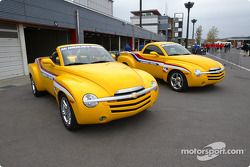 Un Pace Car Chevrolet SSR