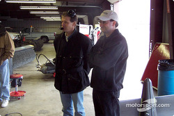Chief Engineer for Robby Gordon's Indianapolis 500 effort Thomas Knapp discusses the difference in c