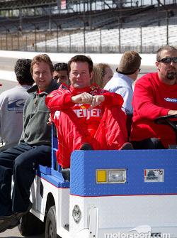 Dallara Chevrolet of Robby Gordon