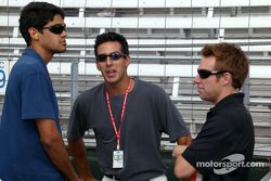 Thiago Medeiros, Jeff Simmons et Phil Geibler