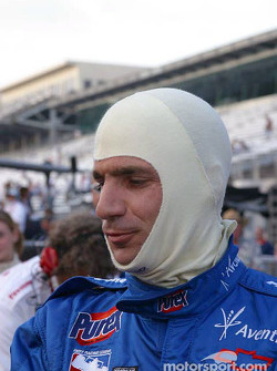Felipe Giaffone after qualifying