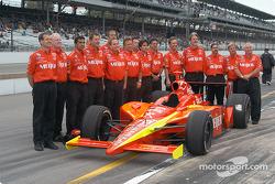 Robby Gordon's team