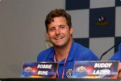 Press conference: Robbie Buhl