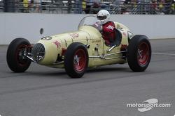 Vintage racers: 1951 Hinkle Special #5