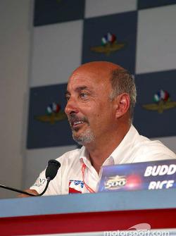Press conference: Bobby Rahal