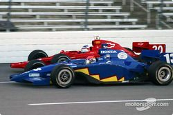 Greg Ray and Al Unser Jr.