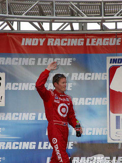 Current IRL Champion Scott Dixon