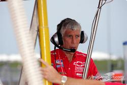 Un membre du Patrick Racing