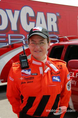 IRL safety team member