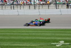 Townsend Bell and Adrian Fernandez