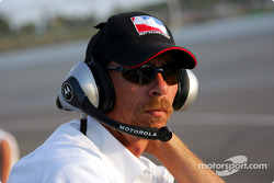 Indy Racing League official