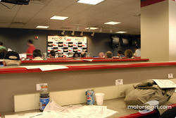 Nazareth media room