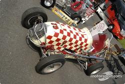 Historic car