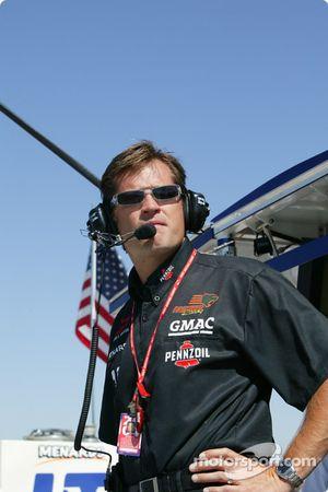 Panther Racing co-owner Doug Boles