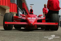La Dallara-Chevrolet Patrick Racing de Tomas Enge