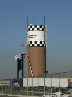 Bienvenue au California Speedway