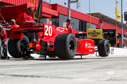 Les stands Patrick Racing