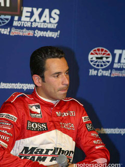Press conference: ole winner Helio Castroneves