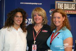 Mo Nunn press conference: Rossella Manfrinato and Wendy Mathis