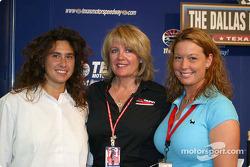 Conferencia de prensa del Mo Nunn: Rossella Manfrinato, Wendy Mathis y Kathryn Nunn