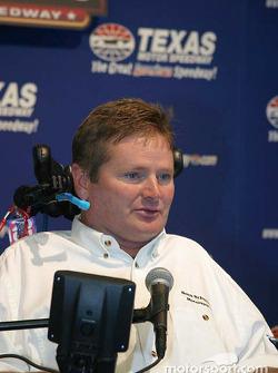 Sam Schmidt press conference