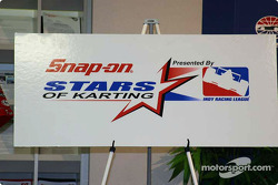 Stars of karting press conference
