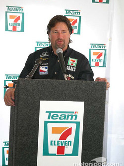 Andretti Green Racing press conference: Michael Andretti