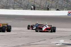 Scott Dixon et Buddy Rice