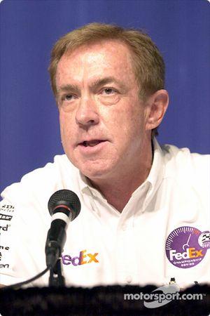 CART Medical Director Steve Olvey