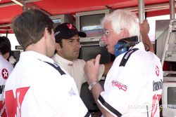 Christian Fittipaldi et Team Newman-Haas