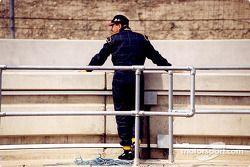 De retour : Nigel Mansell