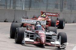 Alex Zanardi y Bruno Junqueira