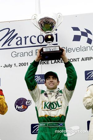 Dario Franchitti, vainqueur