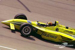 Oriol Servia, PPI Motorsports, Reynard-Toyota